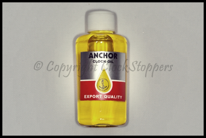 Clock Oil for Lubricating Mechanical Movements Oiling ...